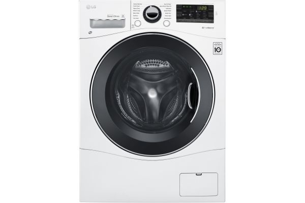 Large image of LG White All-In-One Washer And Dryer Combo - WM3488HW
