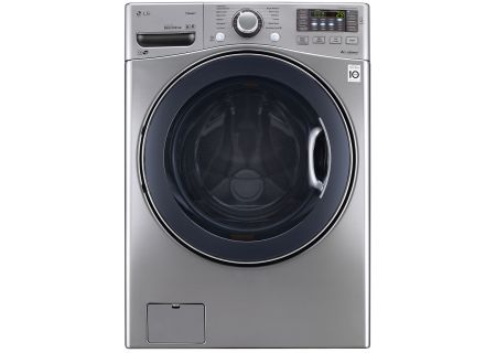LG - WM3570HVA - Front Load Washing Machines