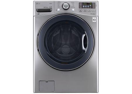 LG - WM3570HVA - Front Load Washing Machines