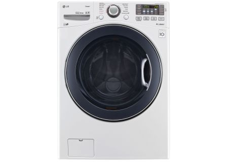 LG - WM3570HWA - Front Load Washing Machines