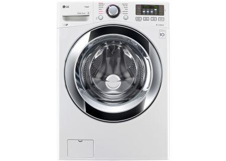 LG - WM3670HWA - Front Load Washing Machines