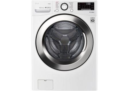 LG - WM3700HWA - Front Load Washing Machines