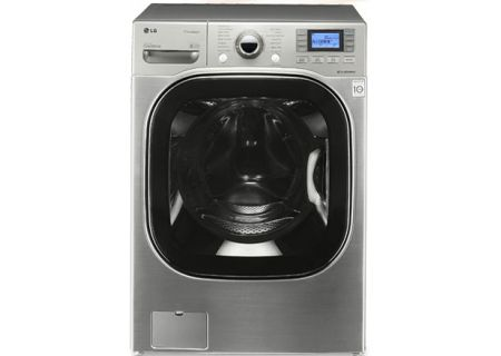 LG - WM3875HVCA - Front Load Washing Machines