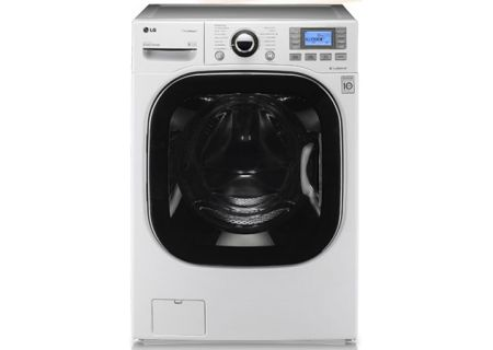 LG - WM3875HWCA - Front Load Washing Machines