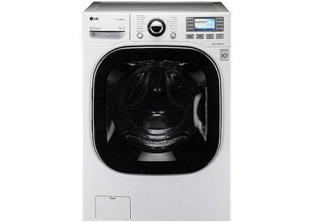 LG - WM3885HWCA - Front Load Washing Machines