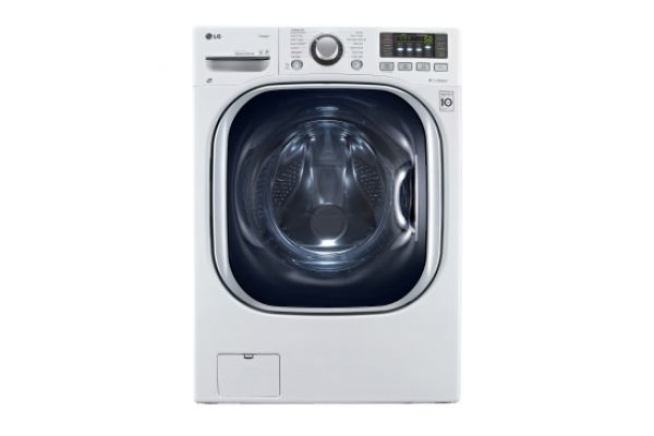 LG 4.3 Cu. Ft. All In One White Front Load Washer And Dryer Combo - WM3997HWA