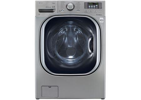 LG - WM4070HVA - Front Load Washing Machines