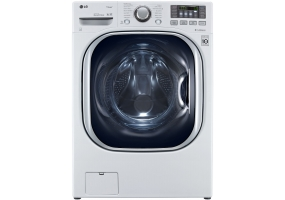 LG - WM4070HWA - Front Loading Washers