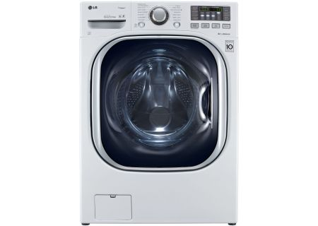 LG - WM4070HWA - Front Load Washing Machines