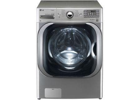 LG - WM8000HVA - Front Load Washing Machines