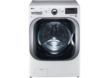 LG - WM8000HW - Front Load Washing Machines