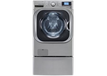 LG - WM8500HVA - Front Load Washing Machines