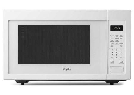 Whirlpool - WMC30516HW - Built-In Microwaves With Trim Kit