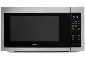 Whirlpool - WMC50522AS - Microwave Ovens & Over the Range Microwave Hoods