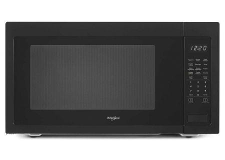 Whirlpool 2.2 Cu. Ft. Black Countertop Microwave  - WMC50522HB