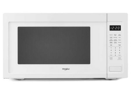 Whirlpool 2.2 Cu. Ft. White Countertop Microwave  - WMC50522HW