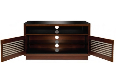 BellO Chocolate A/V Wood TV Cabinet - WMFC505