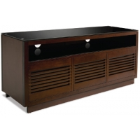 BellO Chocolate A/V Wood TV Cabinet