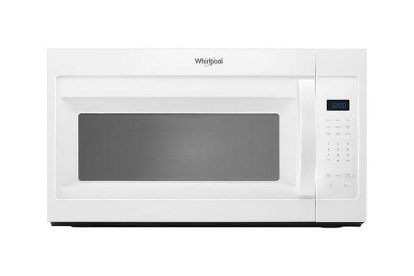 Whirlpool White Over-The-Range Microwave Hood Combination - WMH31017HW