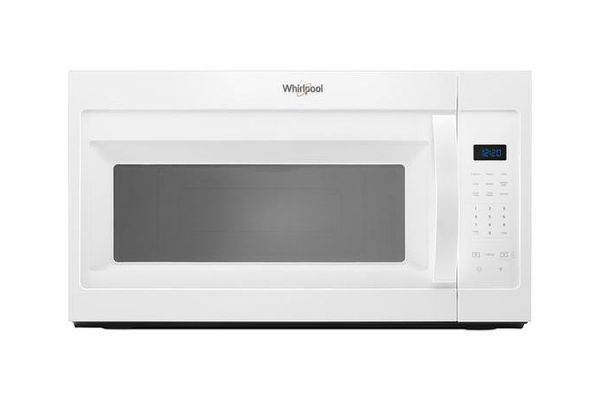 Large image of Whirlpool White Over-The-Range Microwave Hood Combination - WMH31017HW