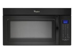 Whirlpool - WMH32519CB - Microwave Ovens & Over the Range Microwave Hoods