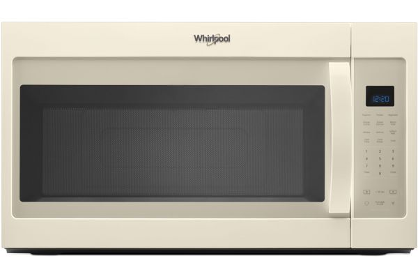 Whirlpool Biscuit Over-The-Range Microwave Hood Combination - WMH32519HT