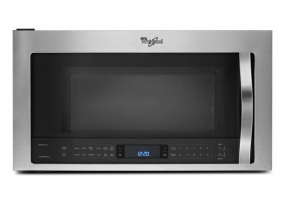 Whirlpool - WMH76719CS - Microwave Ovens & Over the Range Microwave Hoods