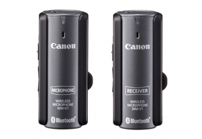 Canon - WM-V1 - Camcorder Microphones