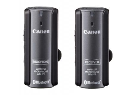 Canon - WM-V1 - Camcorder Accessories