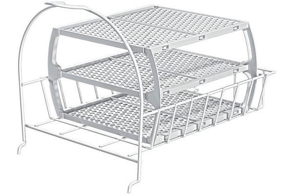 Large image of Bosch Wool Basket Dryer Rack - WMZ20600
