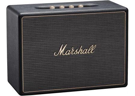 Marshall Woburn Multi-Room Black Wireless Speaker - 04091921
