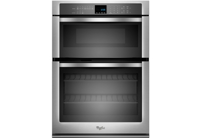 Whirlpool - WOC54EC7AS - Microwave Combination Ovens
