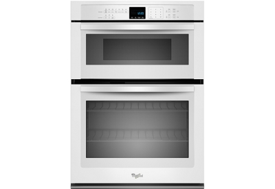 Whirlpool - WOC54EC7AW - Microwave Combination Ovens
