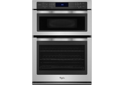 Whirlpool Microwave Electric Wall Oven Woc97es0es