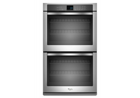 Whirlpool - WOD51EC0AS - Built-In Double Electric Ovens