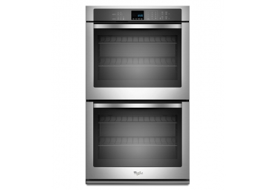 Whirlpool - WOD51EC0AS - Double Wall Ovens