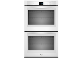 Whirlpool - WOD51EC0AW - Built-In Double Electric Ovens