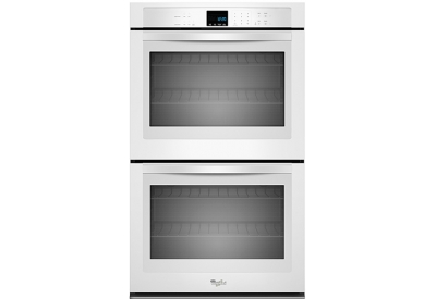 Whirlpool - WOD51EC0AW - Double Wall Ovens