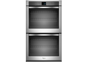 Whirlpool - WOD51EC7AS - Built-In Double Electric Ovens