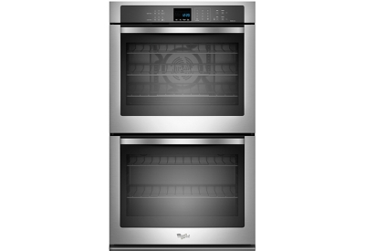Whirlpool - WOD93EC7AS - Double Wall Ovens