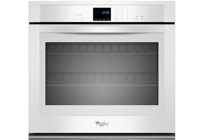 Whirlpool - WOS51EC0AW - Single Wall Ovens