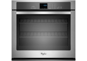 Whirlpool - WOS51EC7AS - Built-In Single Electric Ovens