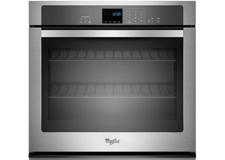 Whirlpool - WOS51EC7AS - Single Wall Ovens