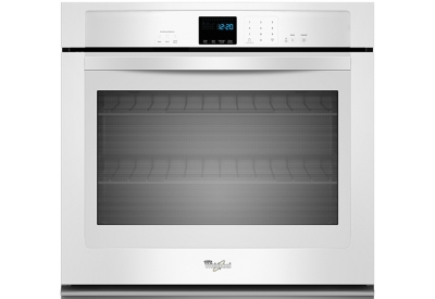 Whirlpool - WOS51EC7AW - Single Wall Ovens
