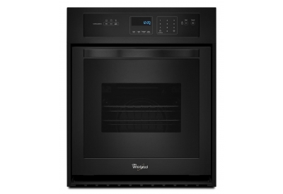 Whirlpool - WOS51ES4EB - Single Wall Ovens