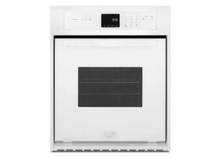 Whirlpool 3.1 Cu. Ft. White Single Wall Oven  - WOS51ES4EW