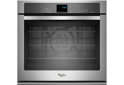 Whirlpool - WOS92EC0AS - Single Wall Ovens