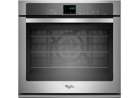 Whirlpool - WOS92EC7AS - Built-In Single Electric Ovens