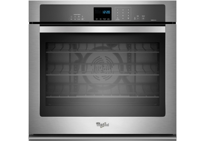 Whirlpool - WOS92EC7AS - Single Wall Ovens