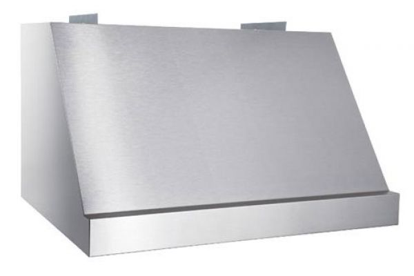 """Large image of Best Classico 42"""" Stainless Steel Pro-Style Wall Hood  - WP28M42SB"""